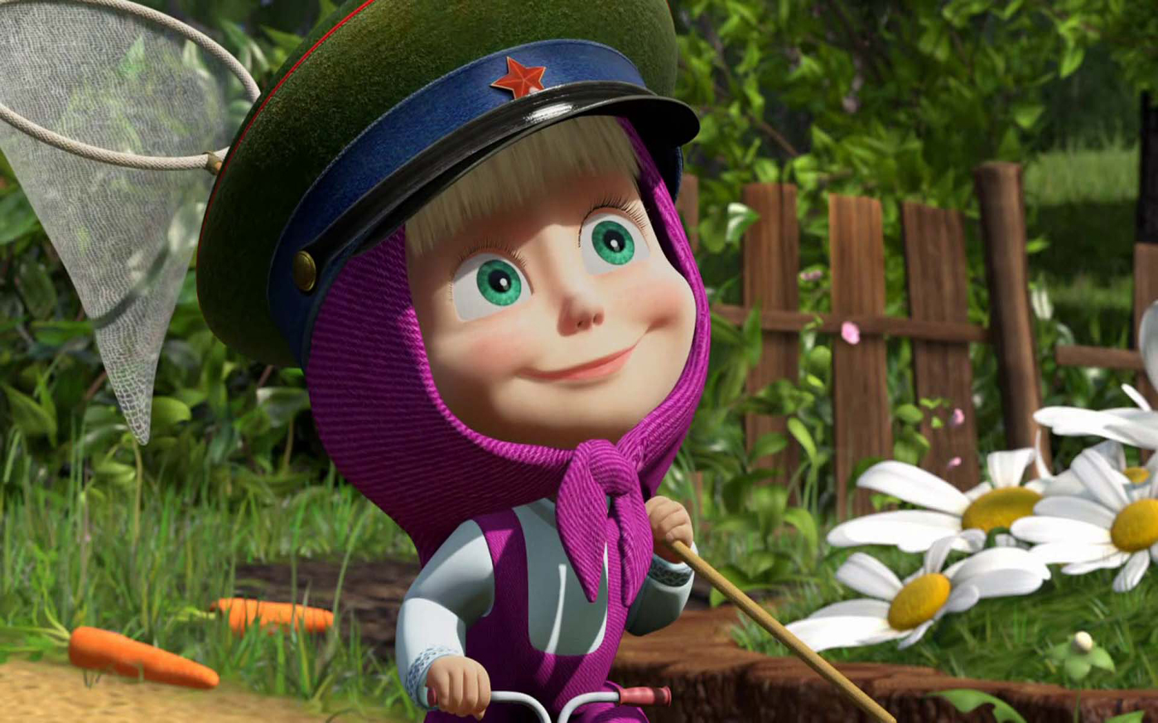 Masha And The Bear MICONYAU